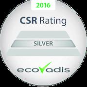 Image: Silver Certificate EcoVadis
