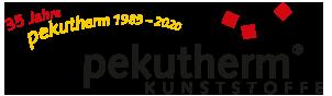 pekutherm GmbH – Kunststoff-Recycling Logo