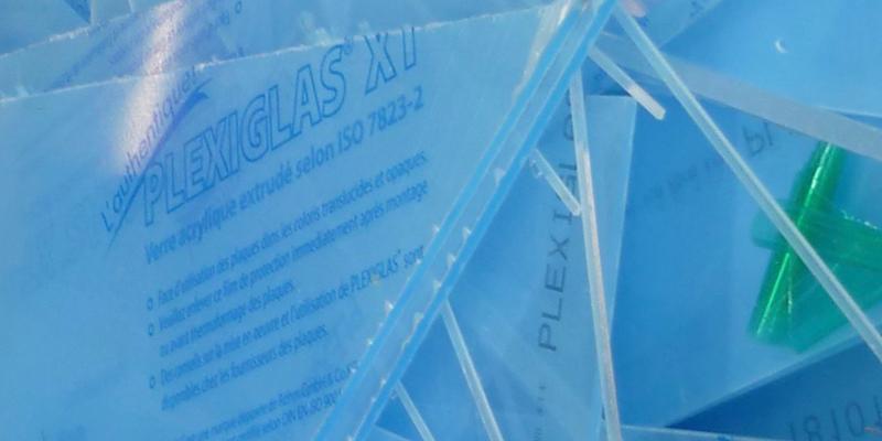 Plexiglas Recycling