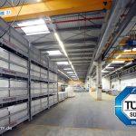 Sicher ist sicher: TÜV-Süd erneuert Zertifizierung als Entsorgungsfachbetrieb für 2018