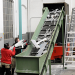 Acrylglas und Polycarbonat: pekutherm recycelt jetzt in Geisenheim